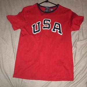 2012 OLYMPICS RALPH LAUREN KIDS TEE